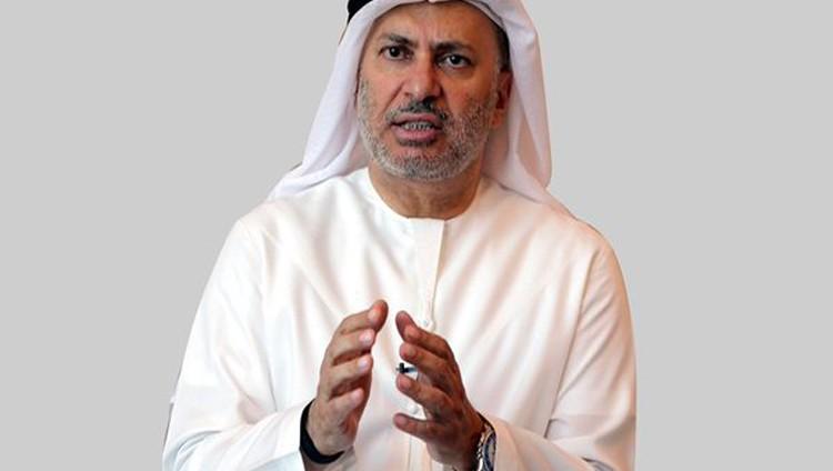 قرقاش: تخبط قطر لا يبشر بنهاية قريبة للأزمة