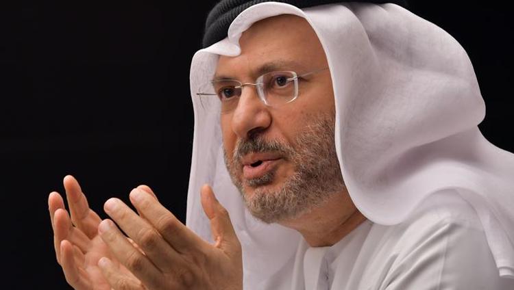 قرقاش: يبقى محمد بن زايد أحد رموز تمكين العرب لإستقرارهم ومستقبلهم