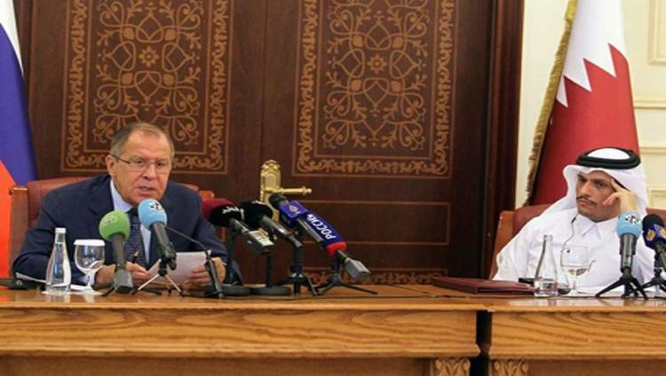 روسيا: حل أزمة قطر في البيت الخليجي