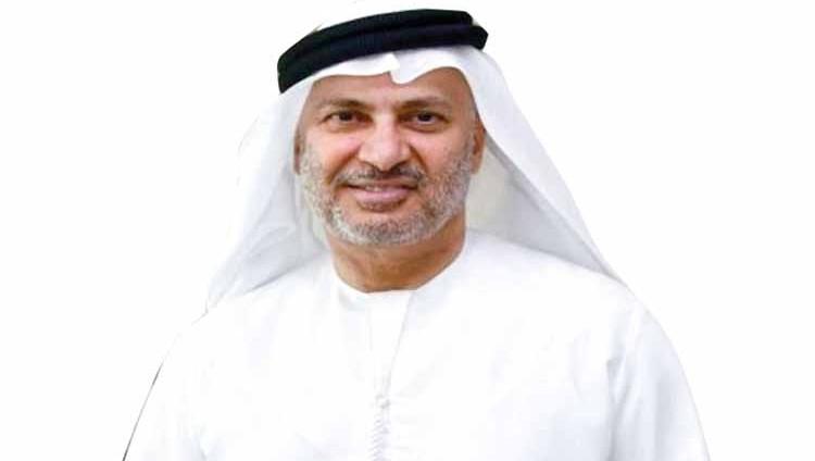 قرقاش: إدارة قطر لأزمتها تميزت بالتخبط وسوء التدبير