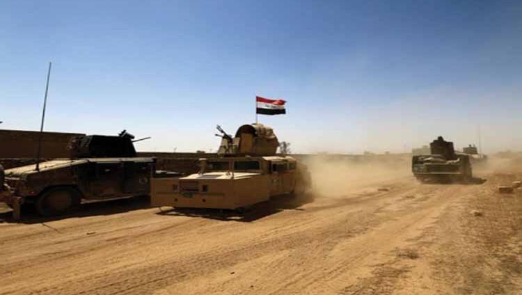 جيش العراق يحرر مناطق جديدة ويكشف مقابر جماعية لضحايا التنظيم بتلعفر