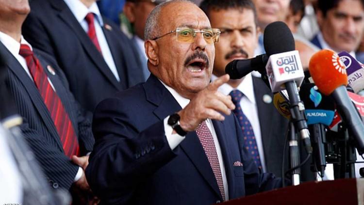 ميليشيا الحوثي تضع صالح قيد الإقامة الجبرية