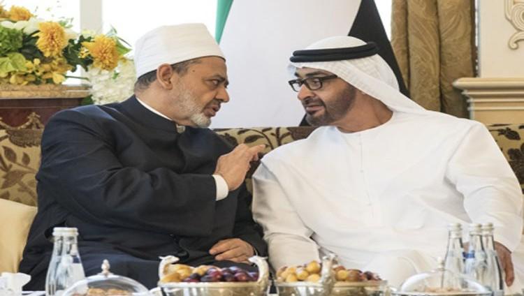 محمد بن زايد: الملك سلمان حريص على توحيد صفوف المسلمين