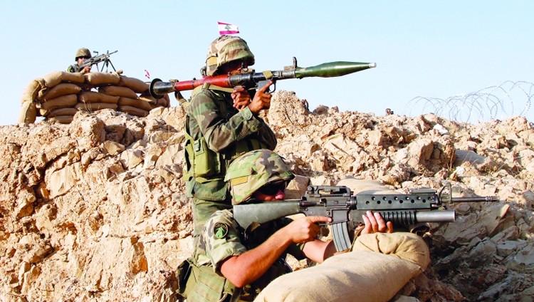 قوات الأسد تضيق الخناق على «داعش»