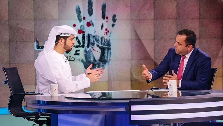 «الإرهاب.. حقائق وشواهد» يسلّط الضوء على تاريخ العلاقة القطرية الإيرانية