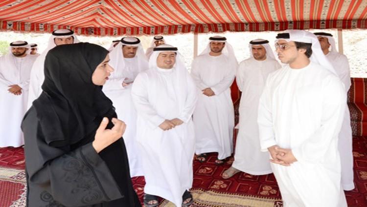 منصور بن زايد : مبادرات خليفة تحافظ على الموارد المائية