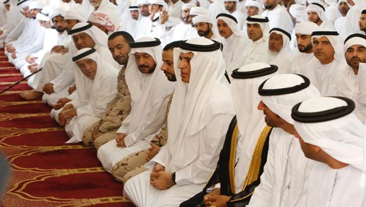 الإمارات تشيّع شهداءنا الأربعة الأبطال