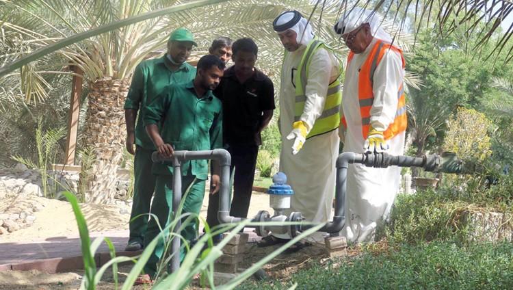 بلدية دبي تنفذ 7 مــن مشروعات استدامة المياه الجوفية بـ 30 مليون درهم