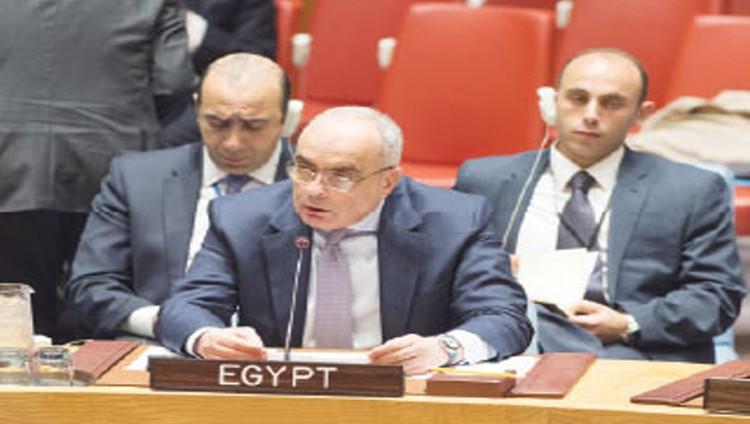 مصر: التحرك ضد قطر جاء بعد معاناة المنطقة من الإرهاب