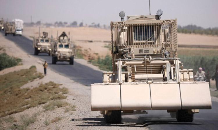 مخاوف من استخدام «داعش» الكيماوي مع انتهاء معركة الرقة