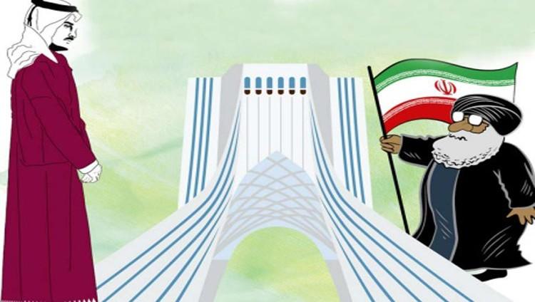 «آية الإرهاب» إلى طهران والرياض تفضح تآمر «الحمدين»