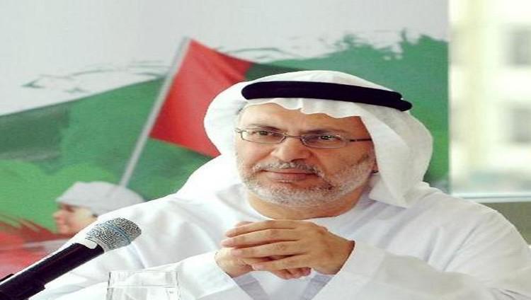 قرقاش ينصح قطر: حل الأزمة في الشجاعة والمكاشفة وليس ارتجاءه من «الضغط البعيد»