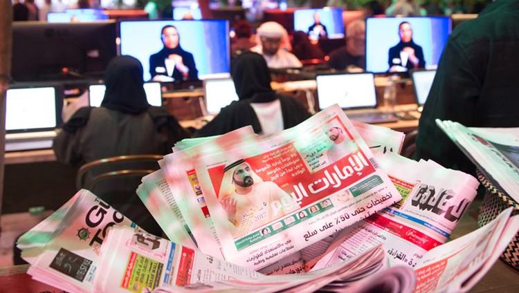 محمد بن راشد يصدر قراراً لتنظيم المحتوى الإعلامي