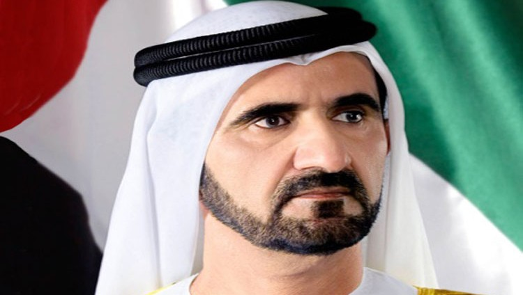 محمد بن راشد: ودعنا ضحكة الخليج برحيل عبد الرضا