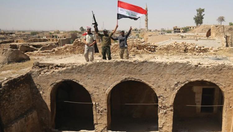 الجيش العراقي يستكمل تحرير تلعفر ويتقدم صوب العياضية