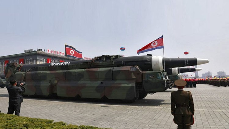 الإمارات: صواريخ كوريا الشمالية تهديد حقيقي للعالم