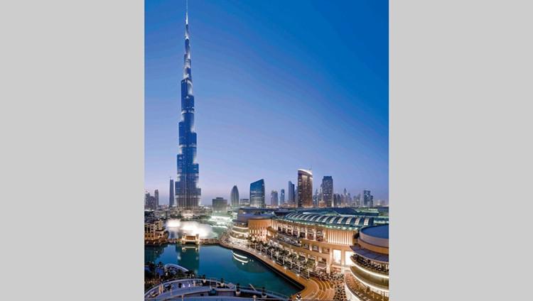 «وسط مدينة دبي».. قلب العالم الحاضر