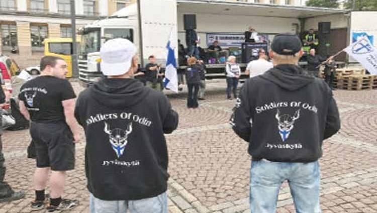 منفذ اعتداء فنلندا استهدف النساء دون الرجال