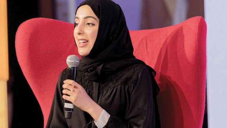ريم الهاشمي: الإمارات دولة تحترم الجميع