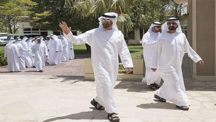 محمد بن راشد ومحمد بن زايد: الشباب أبطال قصة نجاح الإمارات