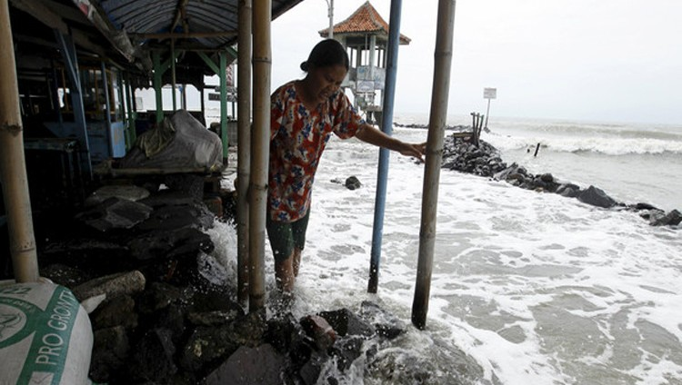 زلزال قوته 4.6 درجات يضرب جزيرة سومطرة الأندونيسية