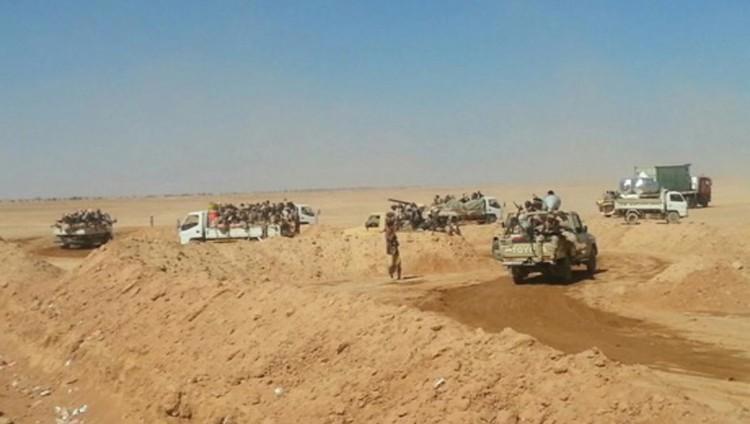 قوات النخبة بدعم إماراتي وأمريكي تواصل مطاردة «القاعدة» في شبوة