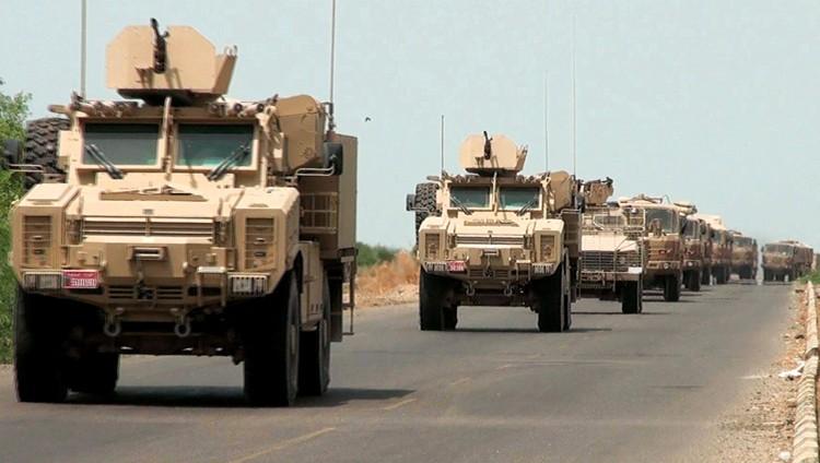الجيش اليمني يبدأ عملية عسكرية واسعة لتحرير غرب تعز بمساندة مقاتلات التحالف