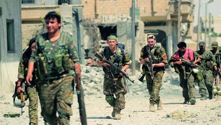 قوات الأسد تقترب من حدود الأردن