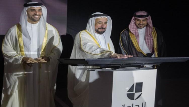 سلطان يشهد إطلاق مشروع «الجادة» العقاري بـ 24 ملياراً