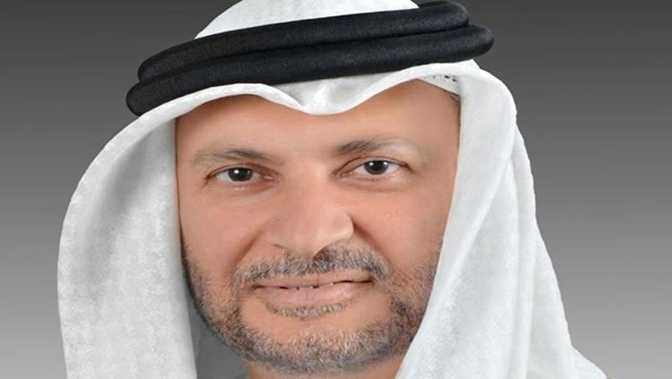 قرقاش رداً على مسؤول إيراني: الإمارات رمز الصلابة والازدهار
