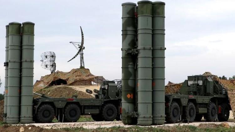 تركيا تشتري أنظمة إس – 400 الروسية للدفاع الصاروخي