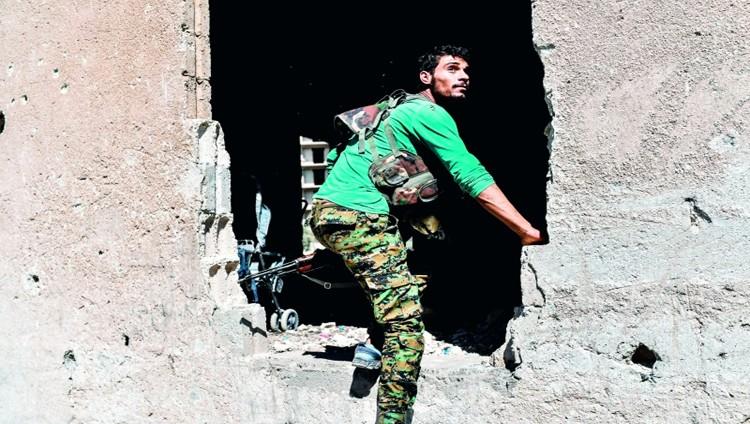غارات روسية على أرياف حلب وإدلب