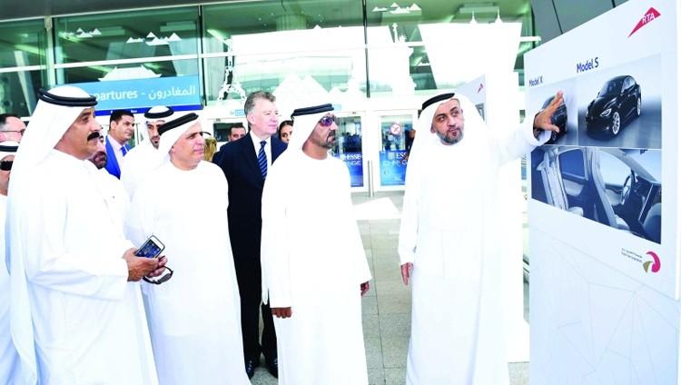 تشغيل 50 مركبة كهربائية ضمن أسطول «تاكسي دبي»