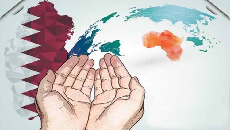 قطر تستجدي التعاطف الدولي مجدداً