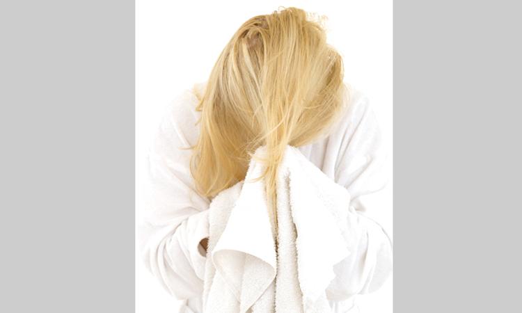 نصائح لتشقير الشعر بالمنزل