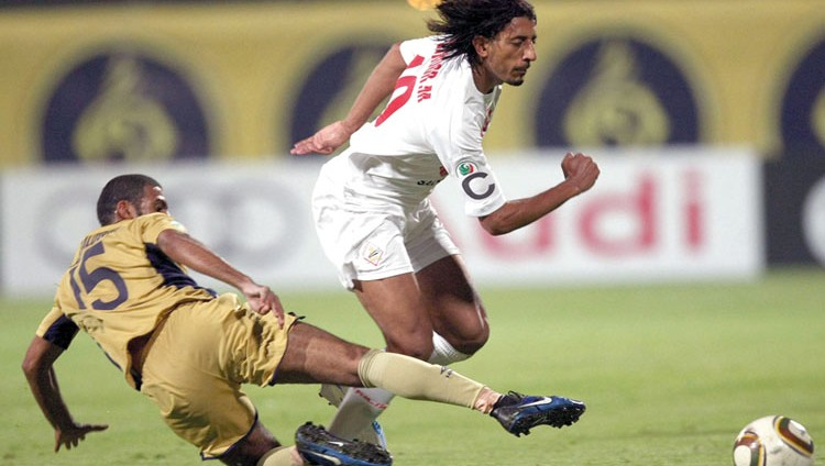 محمد سرور يعتزل كرة القدم