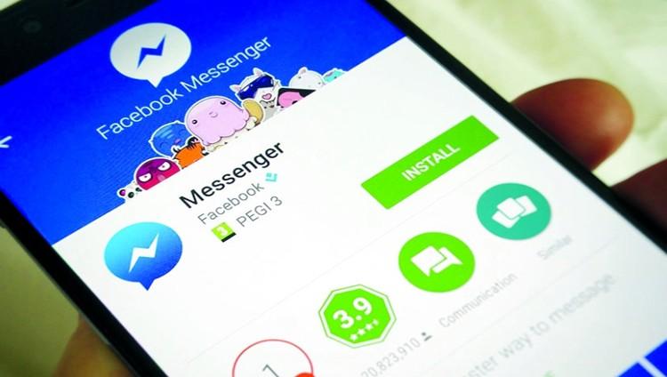 1.3 مليار مستخدم نشط لـ«فيسبوك ماسنجر» شهرياً