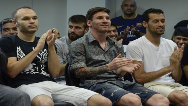 بارتوميو: ميسي يوقع عقده الجديد مع برشلونة خلال شهر