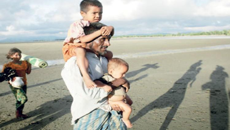 الأمين العام للأمم المتحدة يطالب بوقف «التطهير العرقي» ضد الروهينجا