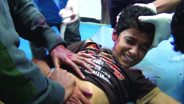 إدانات واسعة لمجزرة الانقلابيين بحق الأطفال في تعز