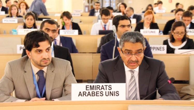 الدول الداعية لمكافحة الإرهاب تفــند أكاذيب قطر أمام مجلس حقوق الإنسان