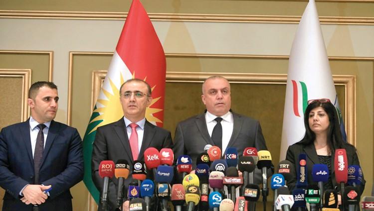 92 % من أكراد العراق أيدوا الانفصال مقابل رفض 7%