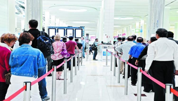 87.6 مليون مسافر في مطارات الدولة منذ مطلع العام