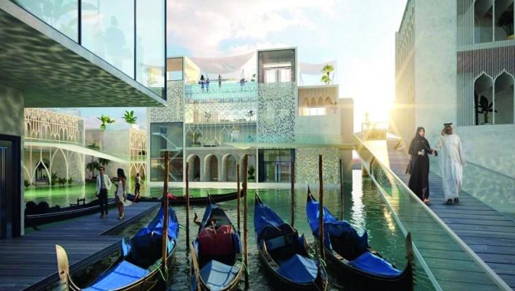 2.5 مليار درهم لمشروع «فينيسيا العائمة» في دبي