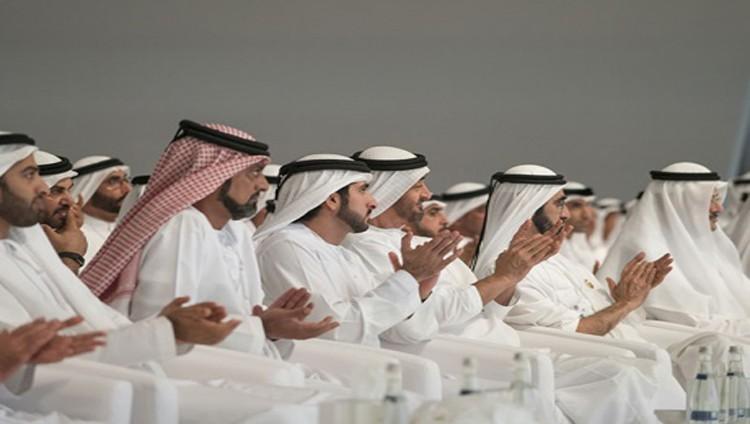 محمد بن راشد ومحمد بن زايد يطلقان مشروع مدينة المريخ العلمية