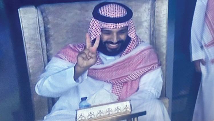 نائب رئيس الدولة وولي عهد أبوظبي يهنئان السعودية بالتأهل لمونديال 2018