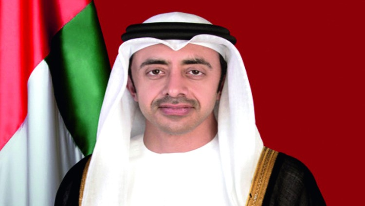 عبدالله بن زايد: الإمارات حاضنة أفكار المستقبل