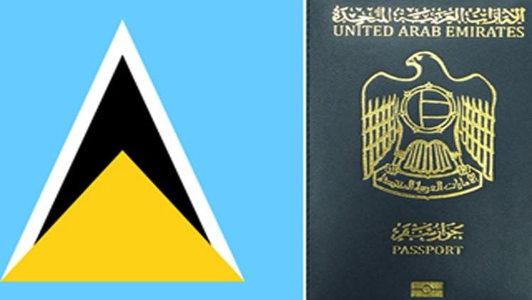 سانت لوسيا تعفي مواطني الدولة من تأشيرة الدخول إلى أراضيها