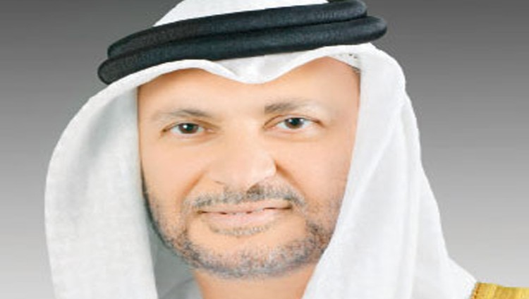 قرقاش: الدور القطري السلبــي محصور في المال والإعلام لأن الدوحة خسرت المصداقية