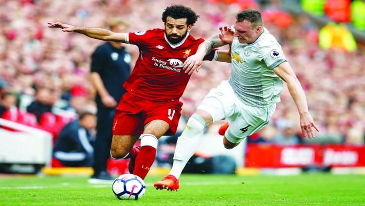ليفربول يتطلع إلى محمد صلاح لإنعاش آماله الأوروبية